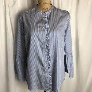 Boden Bell Sleeve Shirt